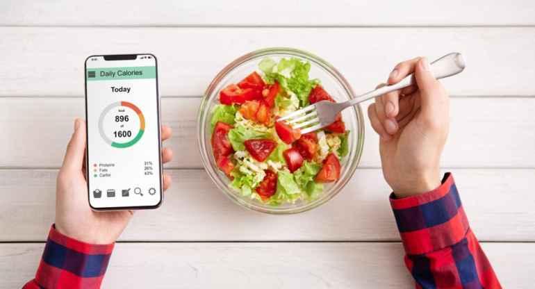 5 мобильных приложений, которые отлично заменят дневник питания