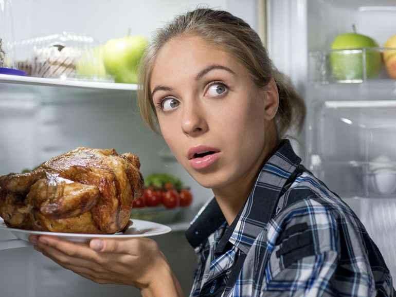 Какие худеющие чаще страдают от повышенного аппетита