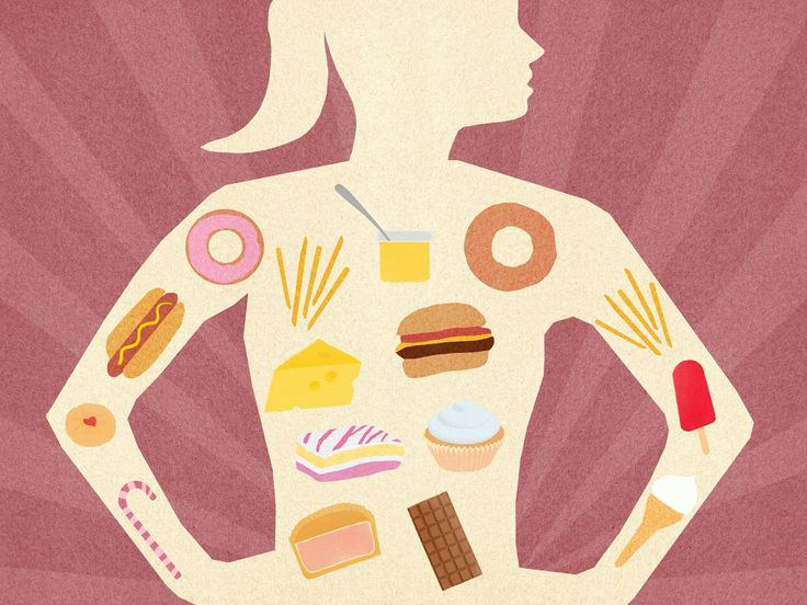 5 базовых функций метаболизма, которые делают фигуру красиво
