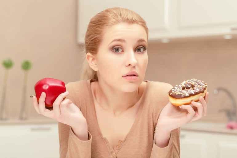 Как удержаться на диете, если очень хочется вредных вкусностей