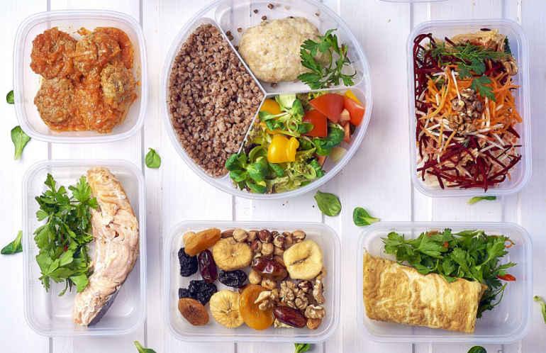 Как питаться 6 раз в день и не переедать