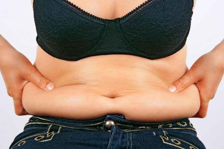 Как обмануть желудок в борьбе с жиром на талии и боках