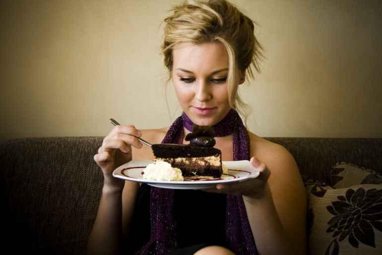 Как устроить себе день вкусностей на диете и сохранить результаты