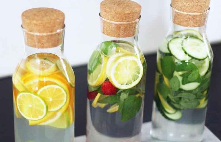 5 напитков для похудения, которые легко приготовить дома
