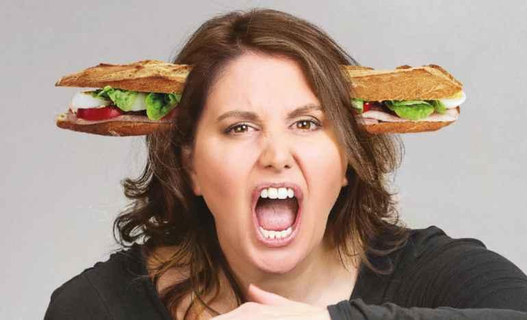 Вес и стресс: как отучить себя «заедать» неприятности