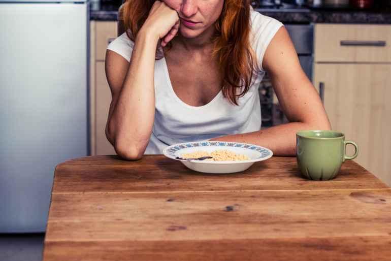 Почему те, кто сидят на диете, чаще болеют простудой