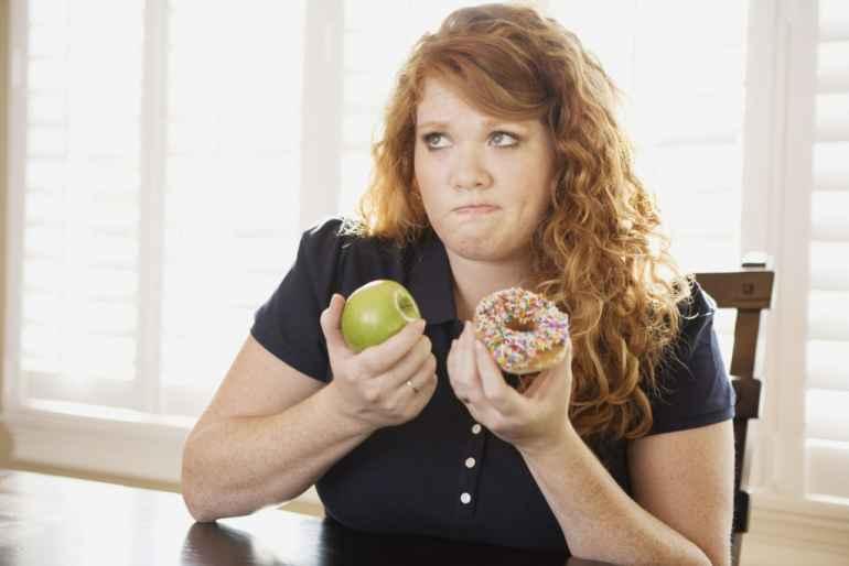 С чего начать похудение тем, у кого нет силы воли