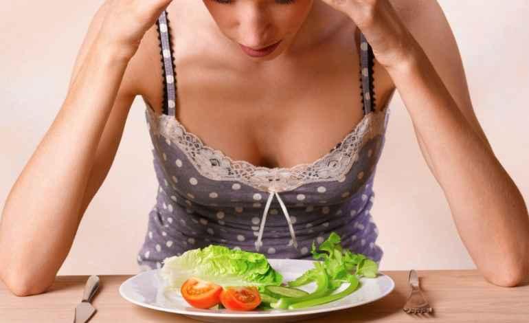 Чем вредны для фигуры резкие ограничения в еде