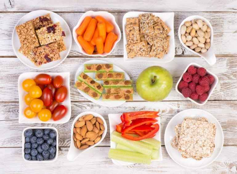 Как планировать перекусы заранее, чтобы не толстеть