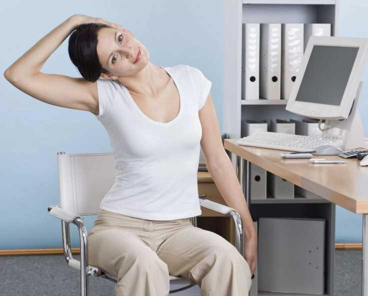 Как работать на сидячей работе и не толстеть