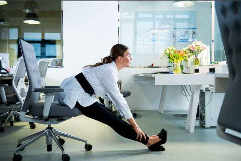 Как ускорить обмен веществ женщине на сидячей работе