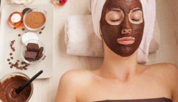 Как приготовить восстанавливающую маску для лица из горького шоколада