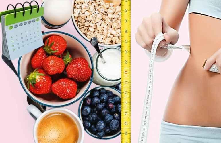 Как планировать питание чтобы худеть без чувства голода