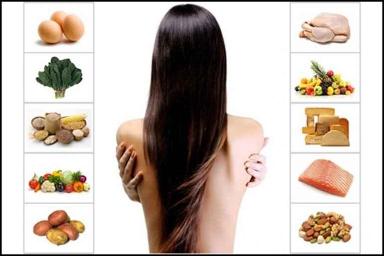 8 продуктов, ускоряющих рост волос