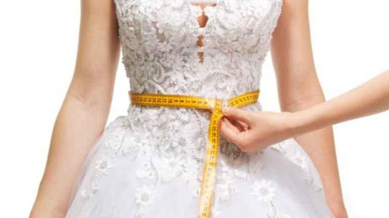 Самая эффективная диета перед свадьбой, позволяющая выглядеть неотразимо в платье
