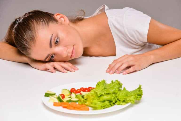 Почему после быстрых диет вес возвращается в два раза быстрее?
