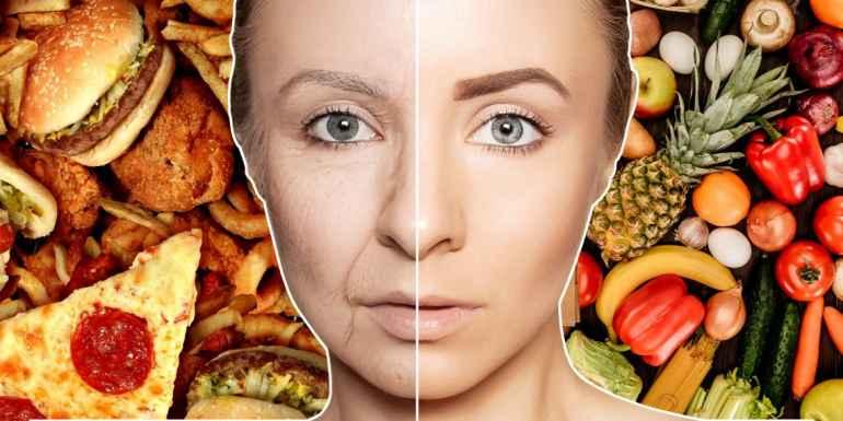8 продуктов, вредных для вашей кожи