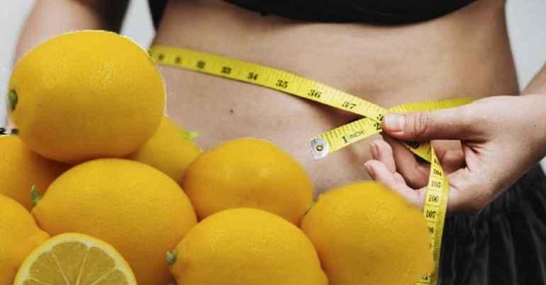 Как с помощью лимонной диеты за 7 дней привести фигуру в порядок к лету