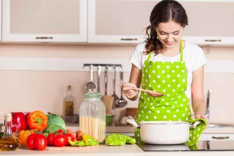 Кухонные хитрости, помогающие худеть