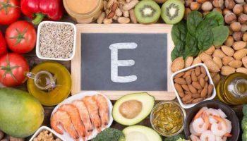 В каких продуктах больше всего содержится витамина Е для здоровья кожи?