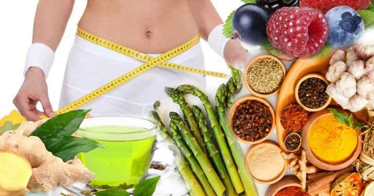 5 продуктов, способных ускорить обмен веществ