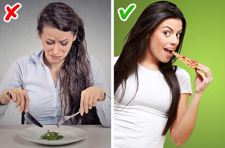 Интуитивное питание для похудения: как работает и кому подойдет?