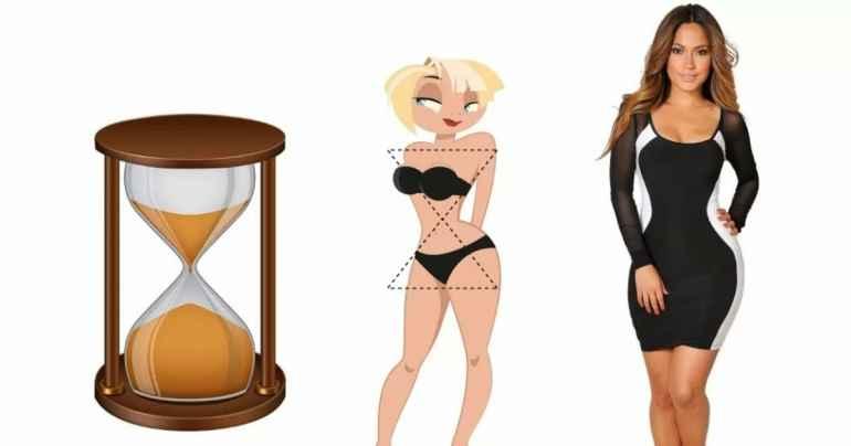 Действенная диета для женщин с фигурой «песочные часы»