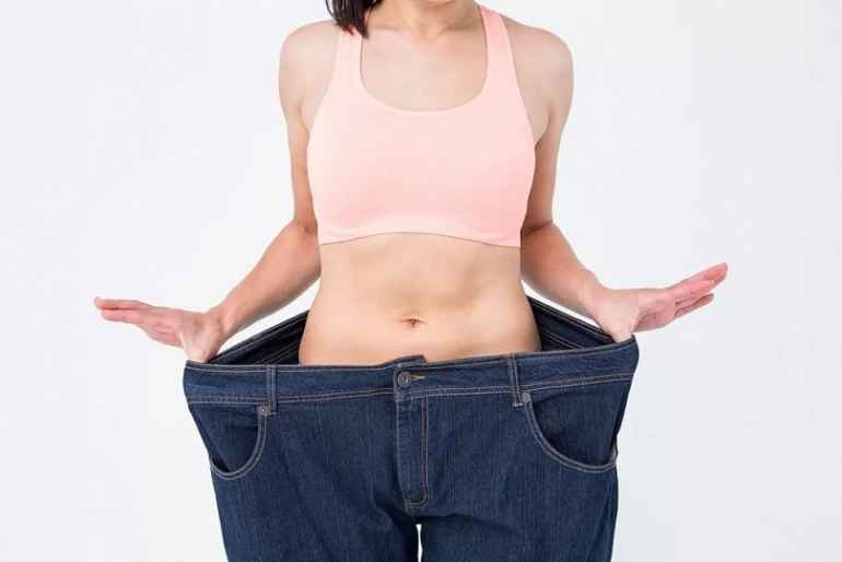 Вредные последствия резкого похудения