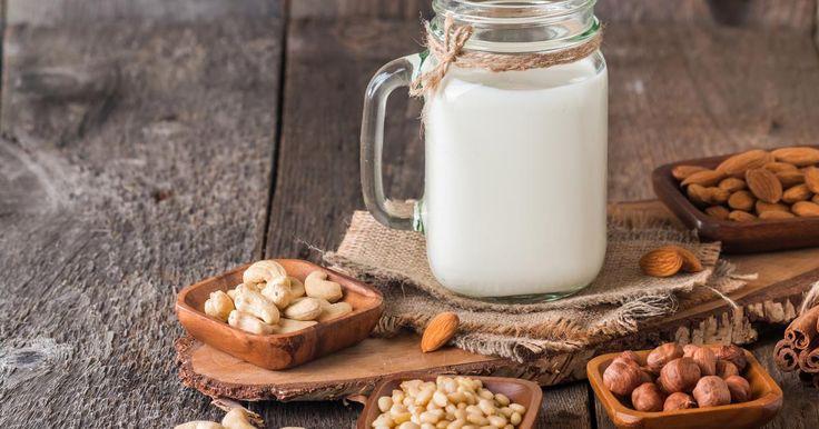 Плюсы и минусы использования растительного молока на диете