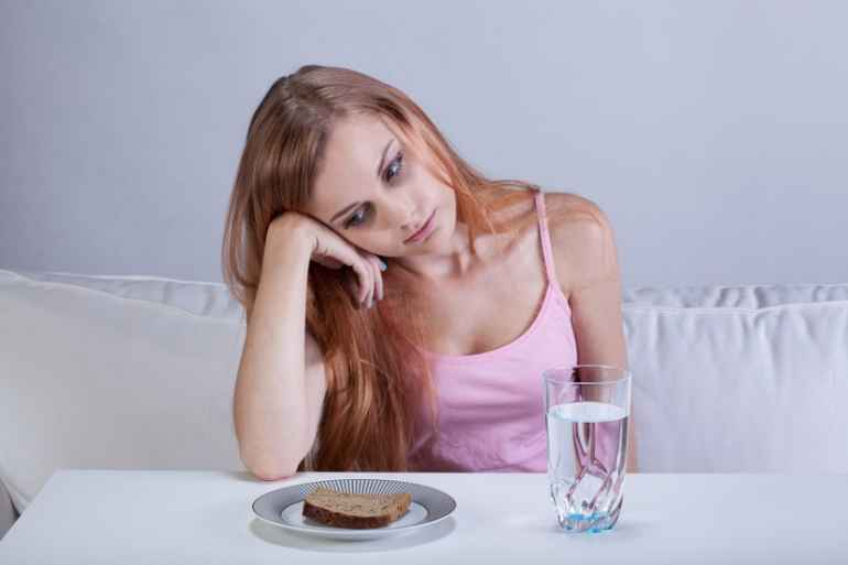 Почему голодание вредно для похудения