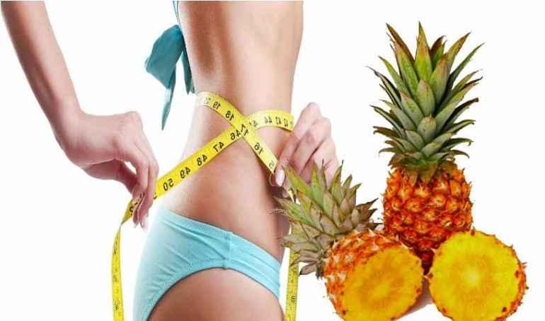 Ананасовая диета для стройного тела и хорошего настроения