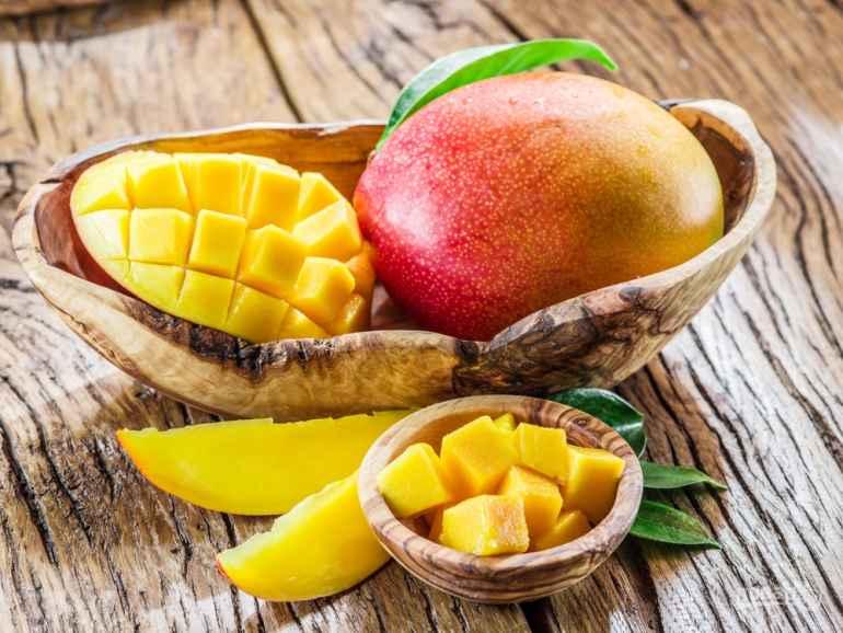 Эффективная манговая диета для любителей экзотики