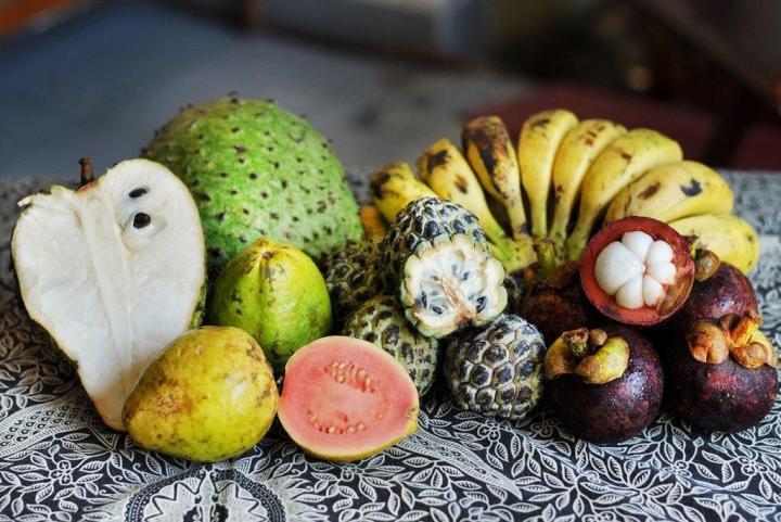 Топ 5 экзотических фруктов, способствующих похудению