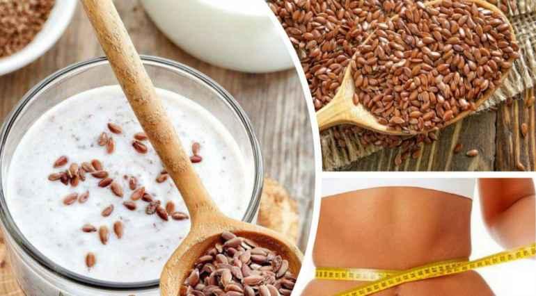 Семена льна для похудения: как использовать?