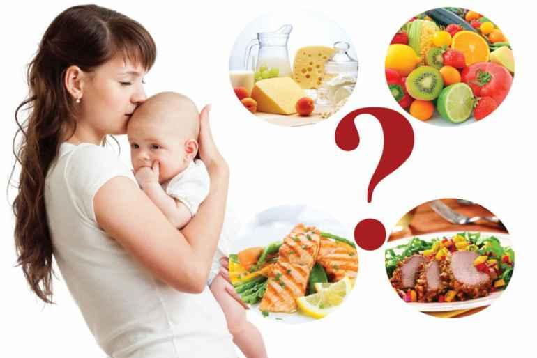Диета после родов: какое питание лучше всего подойдет новоиспеченным мамам?
