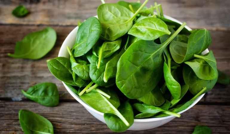 В чем польза шпината при похудении