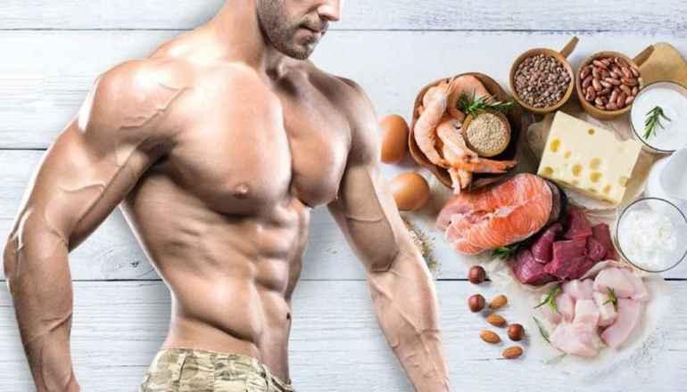Топ 8 лучших белковых продуктов для наращивания мышечной массы
