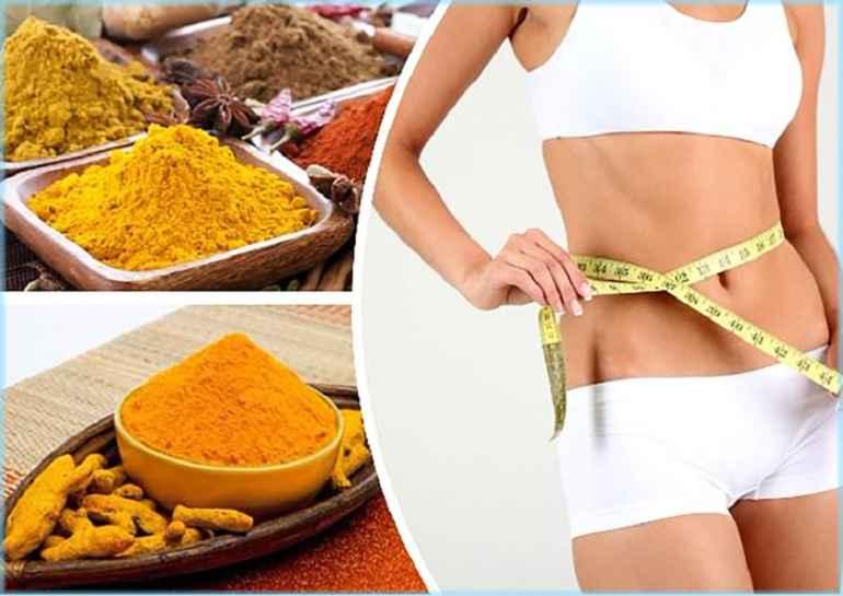 Куркума для похудения: секреты стройности