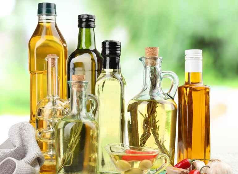 Роль растительного масла на правильном питании