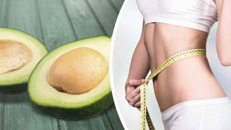 Польза и правила употребления авокадо для всех, кто хочет похудеть Несмотря на то, что по строению авокадо больше походит на овощную культуру, он, к удивлению многих, является фруктом. Причём самым питательным и сытным, ведь научные исследования не раз подтвердили, что по количеству витаминов и других полезных компонентов он не может сравниться ни с одним фруктом и овощем в мире. Но полезен он может быть не только для оздоровления – уникальный состав авокадо делает его незаменимым помощником в похудении и сжигании жиров. Состав и свойства авокадо Каждый плод этого тропического фрукта содержит: витамины А, С, D, Е, F, К, РР, витамины группы В, минеральные соли марганца, кальция, натрия, калия, фосфора и натрия, медь и фтор, фитостерины, каротиноиды и L-карнитин. При этом более половины его состава приходится на различные жирные ненасыщенные кислоты, которые быстро усваиваются организмом и проносят ему неоценимую пользу, не переходя в жировые отложения и не мешая процессу похудения. Также важным для здоровья и снижения веса авокадо делают полное отсутствие холестерина и очень низкое содержание сахара. Польза авокадо для организма Благодаря богатому и сбалансированному составу употребление авокадо оказывает следующий эффект: • улучшает перистальтику кишечника и ускоряет обмен веществ; • активирует процессы жиросжигания, чем помогает избавиться от жировой прослойки на талии, боках, бёдрах и животе, а также от висцерального жира; • укрепляет иммунную систему и улучшает общее самочувствие; • способствует выведению плохого холестерина; • благотворно влияет на работу сердечно-сосудистой системы: снижает артериальное давление, предотвращает развитие атеросклероза, тромбоза сосудов, инсульта и других заболеваний; • нормализует работу эндокринной системы; • способствует выработке природного инсулина и нормализует уровень сахар в крови; • ускоряет выведение из организма лишней жидкости; • способствует очищению печени и ЖКТ от шлаков, токсинов и излишков желчи; • питает и укрепл