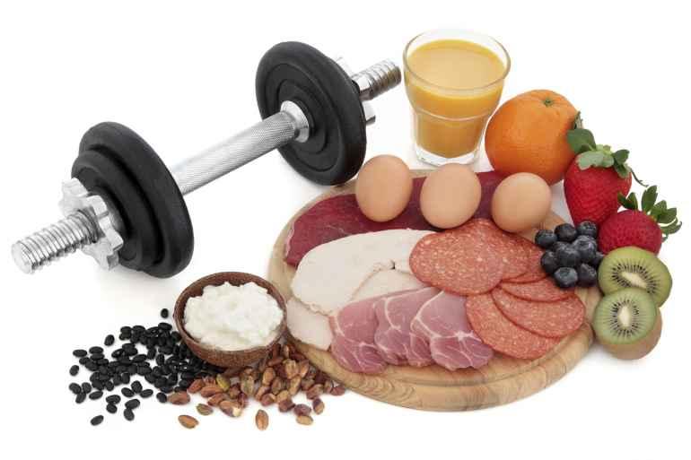 Каким должно быть питание при систематических тренировках