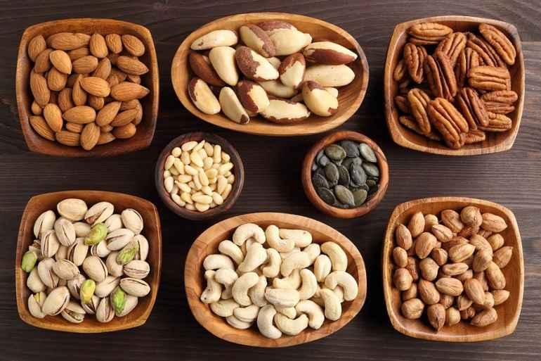 Какие орехи самые низкокалорийные и полезные