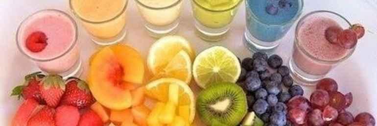 В чем польза радужного питания и как с его помощью похудеть