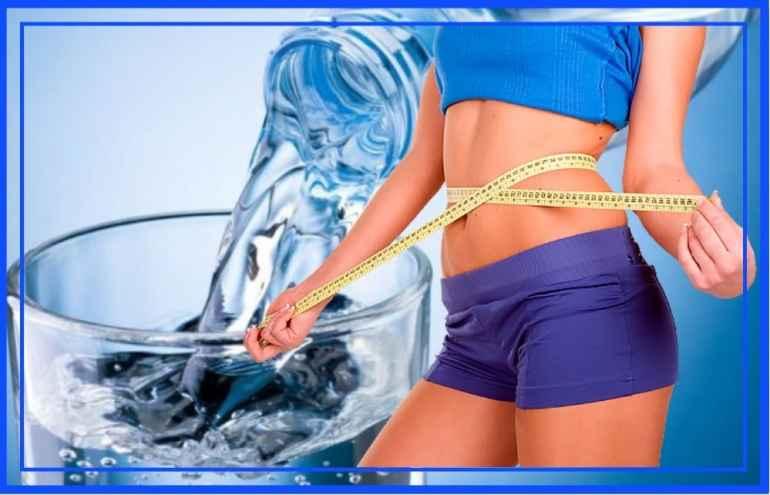 Сколько воды нужно выпивать ежедневно, чтобы похудеть