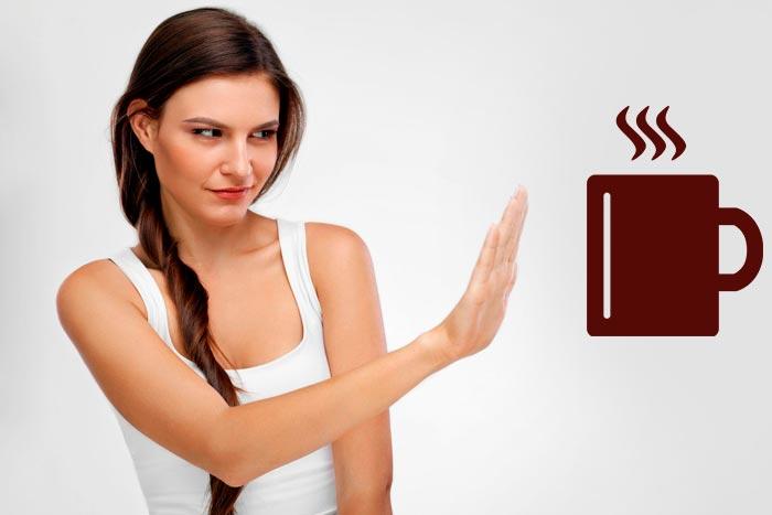 Почему от кофе, курения и алкоголя лучше отказаться на диете