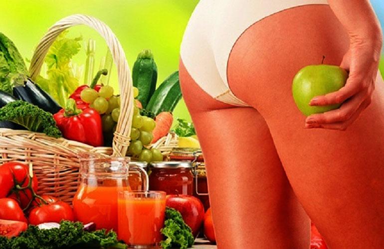 Овощи, которые помогают быстро избавиться от целлюлита