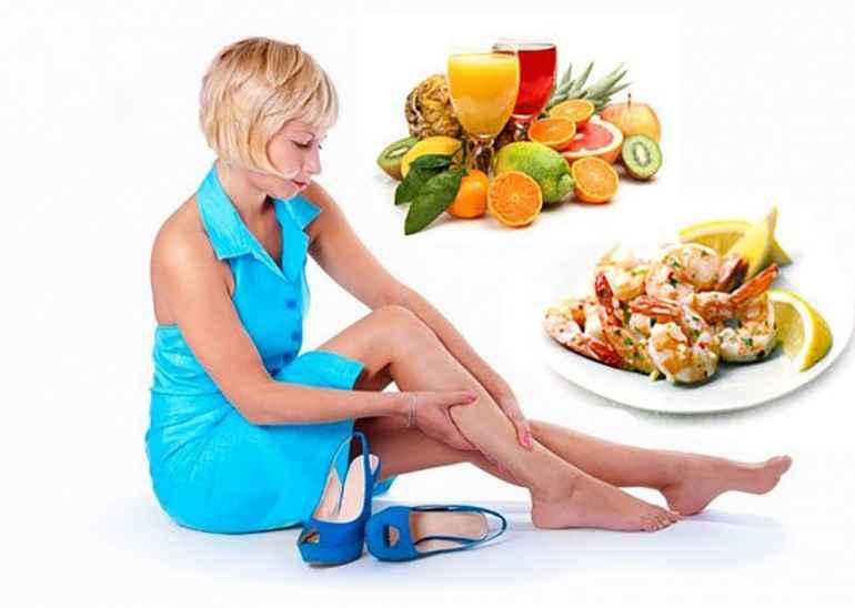 5 продуктов, которые приводят к задержке жидкости в организме