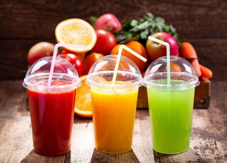 Избавляемся от лишних килограммов с помощью свежих соков