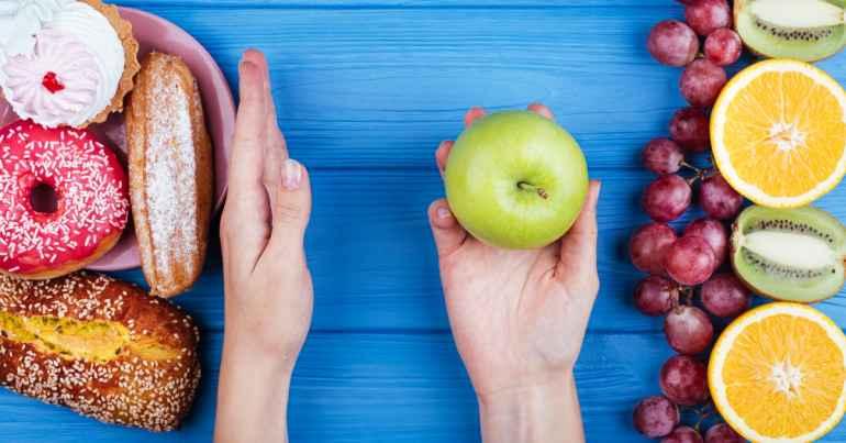 Как с помощью чистого питания похудеть и изменить пищевые привычки