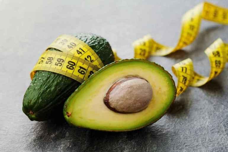 Как правильно есть авокадо при похудении